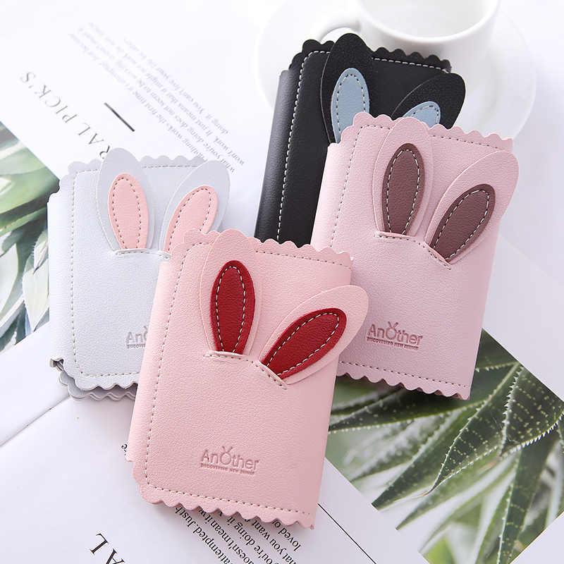 LLavero de marca de moda para mujeres, Kits de llaves para llaves de coche, carteras de anillo, organizador de bolsas de llavero de cuero multifunción