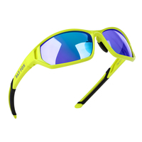BATFOX New Polarized Cycling Glasses Men Sports Sunglasses Road Bicycle Glasses Mountain Bike Riding Protection Goggles