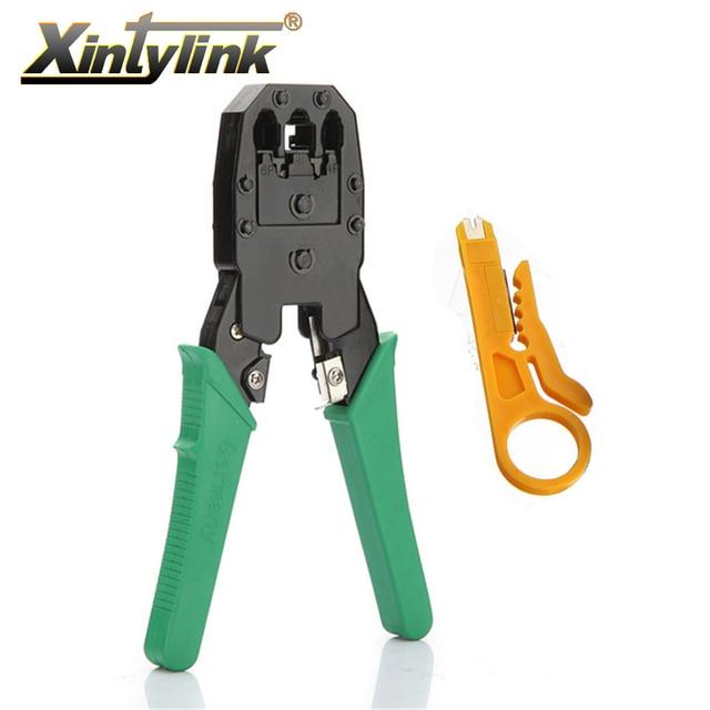 xintylink general network tools RJ11 rj12 RJ45 crimper cat5 cat6 ...