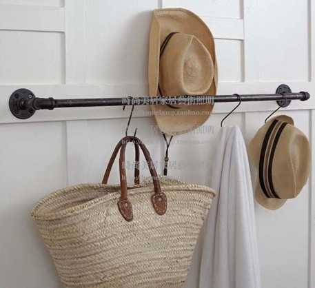 Wall Hangers Wall Vintage Clothing Display The American