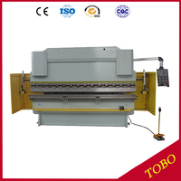 Cylinder Hydraulic Press Brake Manual Sheet Metal Press Brake Machine Press Brake And Shearing Machine