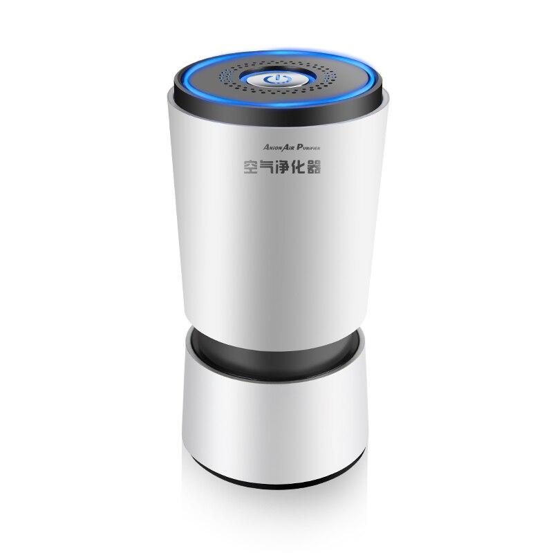 Purificateur d'air Tecnologia Inteligente purificateur d'air de véhicule deformaldéhyde utilisation de véhicule barre d'oxygène encens PM2. 5