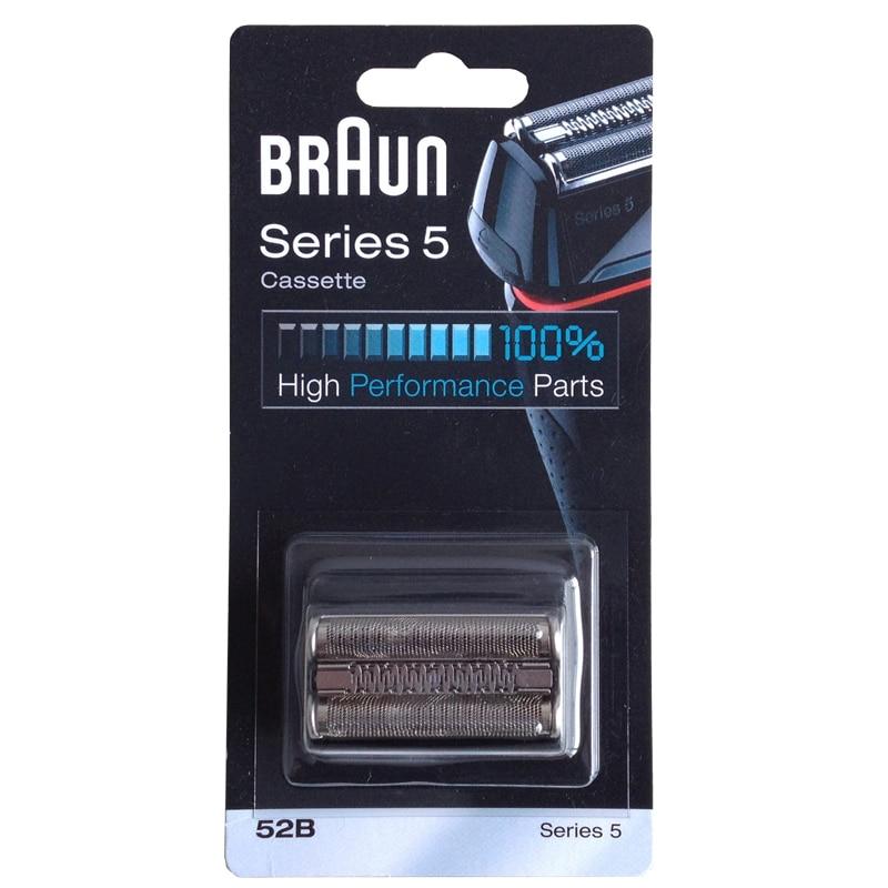 Braun 52B Razor Cassette Replacement for Series 5 Shavers High Perfprmance Parts(5090 5050 5030) стоимость