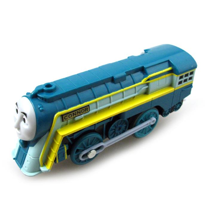 T0242 Electric Thomas and friend Connor Trackmaster engine Motorized train Chinldren child kids plastic toys gift
