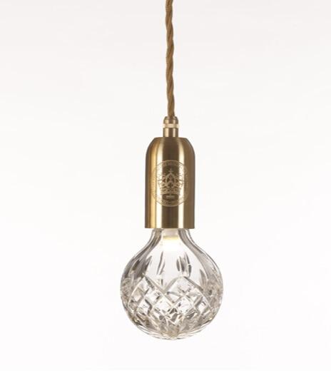 Lee Broom Crystal Bulb & Pendant roomble потолочный светильник lee broom decanterlight chandelier