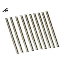 """HZ 10PCS TCT Tungsten Carbide 3 1/4"""" 82mm Planer knife blades For MAKITA, BOSCH, DeWalt, BLACK&DECKER, Ryobi, AGE"""