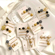 2019 Newest 3Pcs/Set Pearl Hair Clips Swallow Women Hairpins Barrette Bobby Pins Hairgrip For Girls Accessories