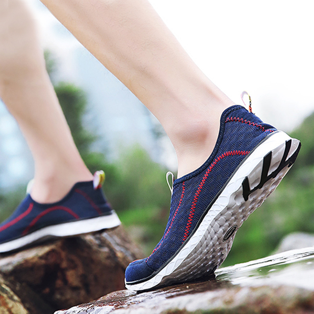 new sneakers men and women Water Sports Shoes quick drying  sneakers Lightweight breathable surfing shoes beach activities shoes 2