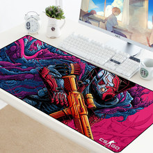 70x30cm XL Lockedge Large Gaming Mouse Pad Computer Gamer CS GO Keyboard Mouse Mat Hyper Beast CSGO Desk Rubber Mousepad for PC(China)