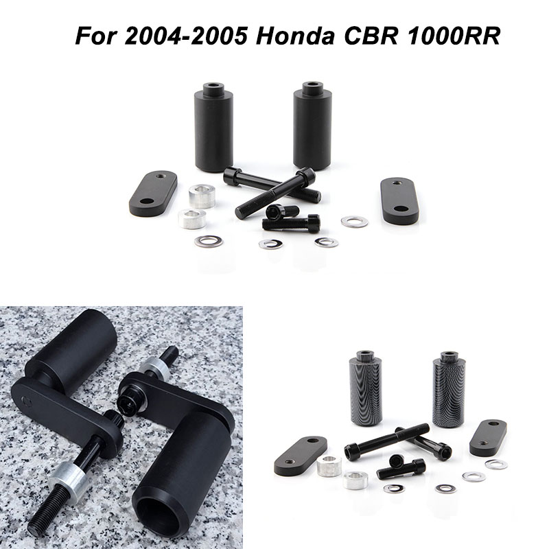 No Cut Frame Slider For Honda CBR 1000RR CBR1000RR cbr 1000 rr 2004-2005 2004 2005 Crash Falling Protection Motorcycle part