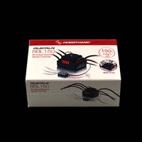HobbyWing Hobby Wing 30109000 Quicrun WP 8BL150 Waterproof brushless 150A ESC Car (1/8 Scale)