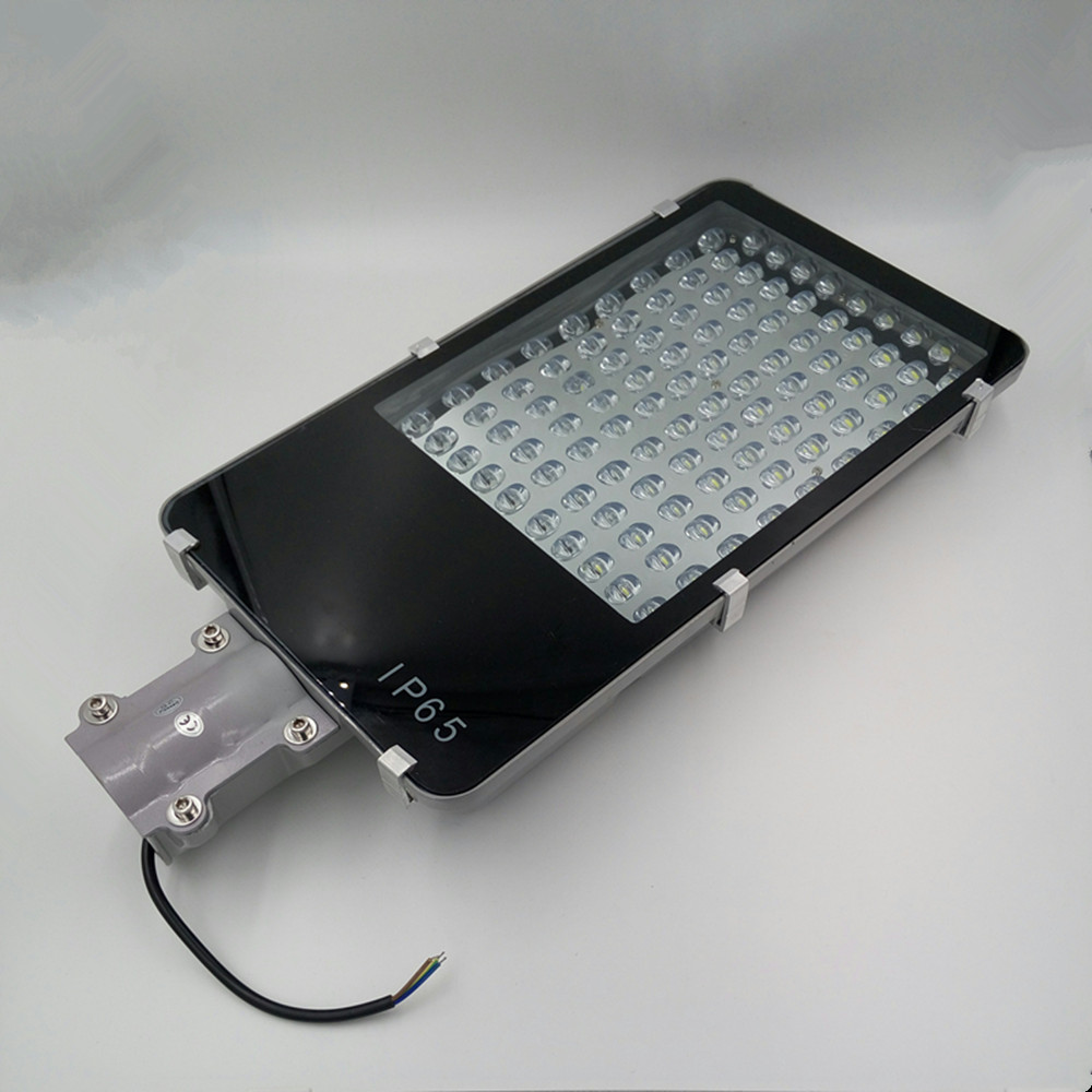 LED Street Lights Lamp 50W, LED Streetlight Path Light Off Road For Safe Outdoor Lighting AC86-265V waterproof IP65 d20w30w40w50w60w80w road lamp head can pick arm street lights