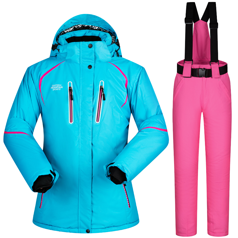 2019 Brands Snow Ski Suit Women Waterproof Warm Womens Snow Jackets Winter Snowboard Clothes Skiing And Snowboarding Suits2019 Brands Snow Ski Suit Women Waterproof Warm Womens Snow Jackets Winter Snowboard Clothes Skiing And Snowboarding Suits