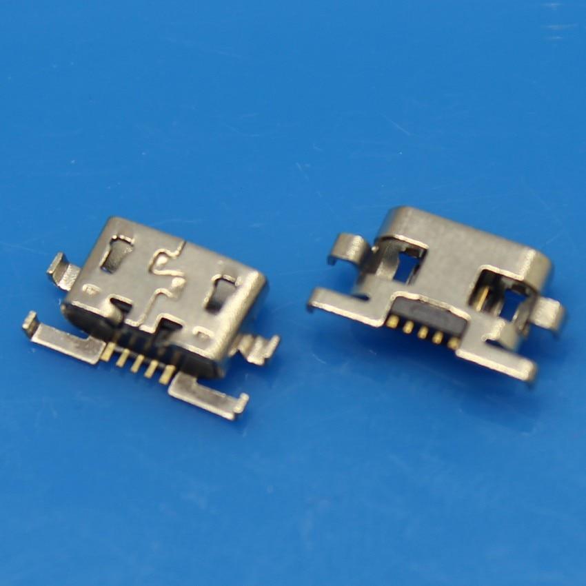 JCD New Micro USB jack Mini USB connector for Motorola Moto G2 Charging port Socket.