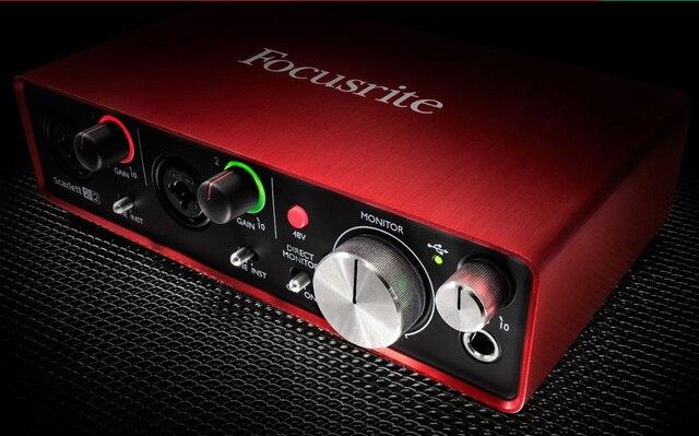скачать драйвер для звуковой карты Focusrite Scarlett 2i2 - фото 10