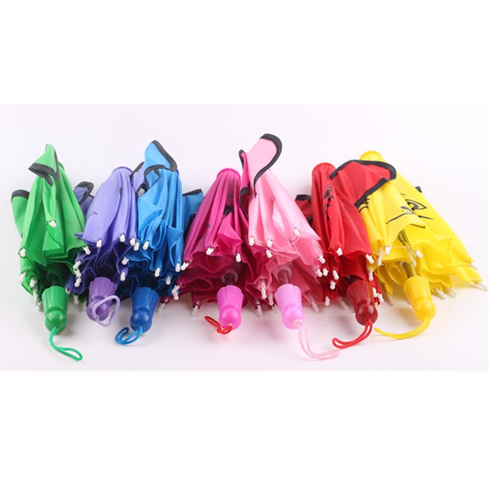 Doll Аксессуарлары - 6color Outdoor Umbrella - Қуыршақтар мен керек-жарақтар - фото 5