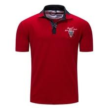 Polo Shirt Mens New Summer Lapel Short-sleeved Urban Fashion Casual