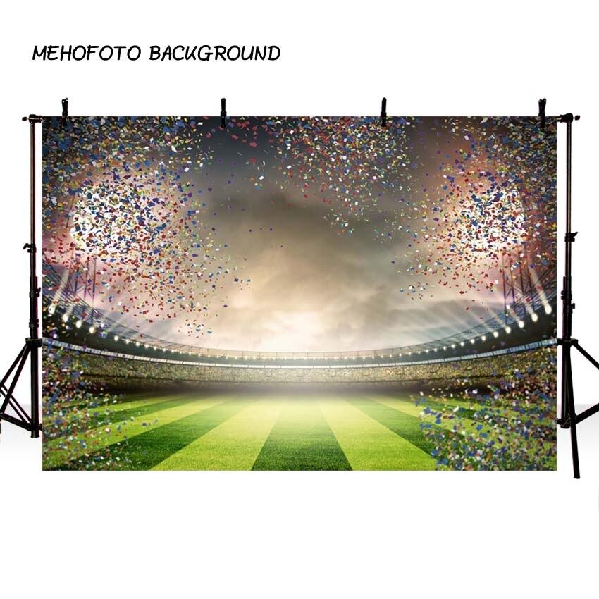 웃 유mehofoto football field sports photography backdrop spotlight