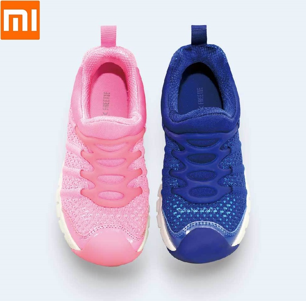 Xiaomi FREETIE children s sneakers Comfortable Protective support Breathable Non slip Running sports shoes