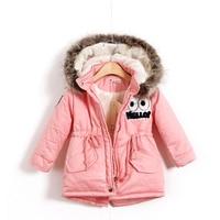 Winter Jackets Jacket For Girl Boys Girls Children S 2017 New Boy Girls Coat Casacos Infantis