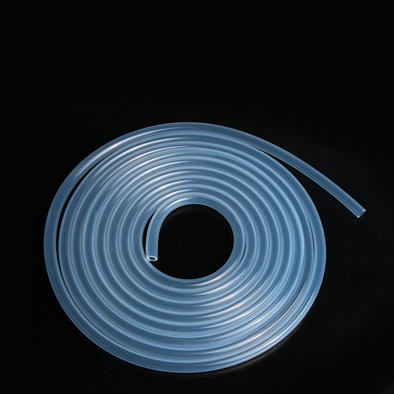 Silicone Hose Silica Gel Tube Pipe Temperature Resistance SGS Food Grade OD 18/20/21/22/23/24 x 10/12/14/15/16/18mm Transparent