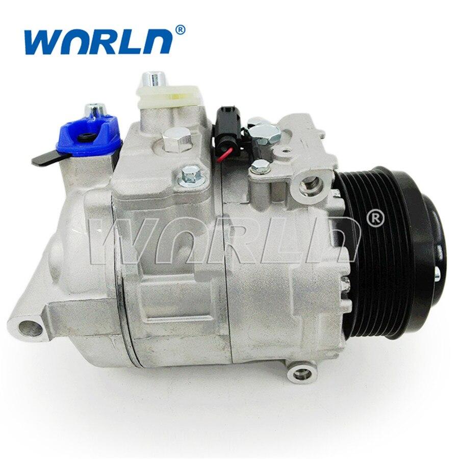 Auto AC compressor for Mercedes Benz E320 C216 W221 0022308111 A0022308111 4471500840 4471503550 0022305811 A0012301311 001230
