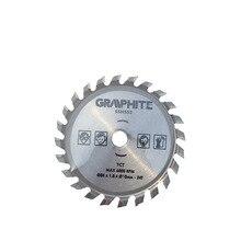 Hoja de sierra Circular de 85x10x24 T, hojas de sierra de Corte de aluminio de madera multiusos, diámetro interior de 85mm, 10mm, 24 dientes