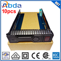 DHL/Fedex Free Shipping 651314-001 3.5 inch SATA Hard Drive HDD Caddy Tray For HP G8 G9 Server