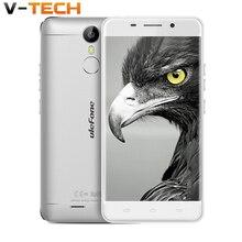 Оригинал Ulefone Металл Finger ID Мобильного Телефона MTK6753 Octa ядро 5.0 дюймов Смартфон 3 ГБ RAM 16 ГБ ROM Android 6.0 мобильный Телефон