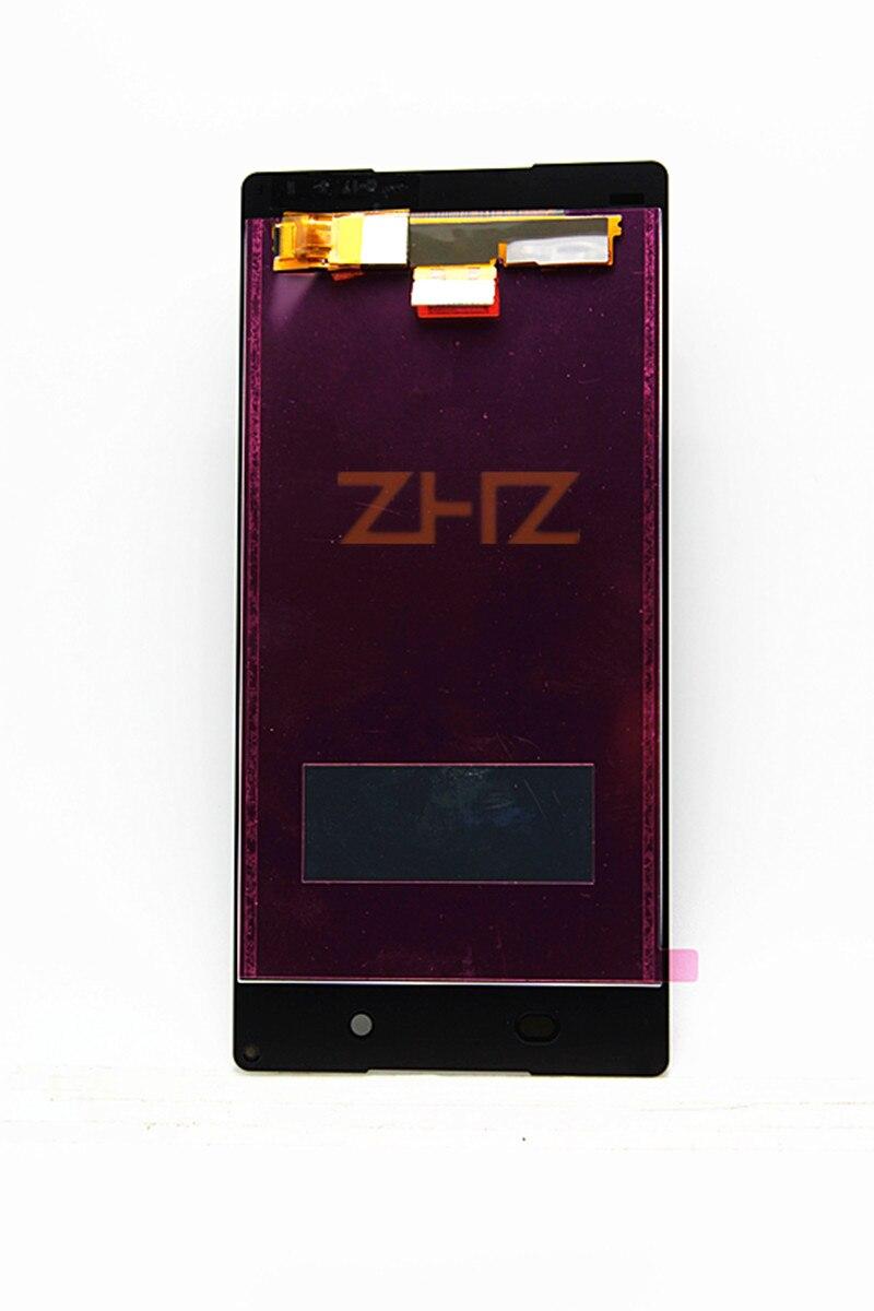 Pour SONY Xperia Z3 Plus écran d'affichage LCD tactile avec cadre E6533 E6553 pour SONY Xperia Z4 LCD pièces de réparation d'écran d'affichage