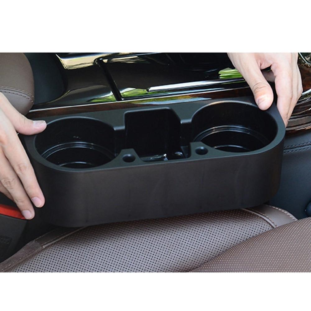 Автомобильный подстаканник интерьерный автомобильный Органайзер портативный универсальный авто автомобиль сиденье чашка сотовый телефон держатель электродов коробка автомобильный Стайлинг стенд
