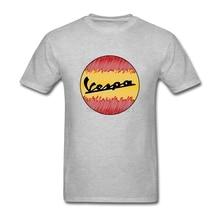 Geek Tees Shirt Men Male Short Sleeve O Neck Spain Vespa Team Tops Clothing Men T Shirt