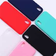 Honor 8S Case For Huawei Honor 8s Case Silicone TPU Cover Phone Case On For Huawei Honor 8S KSE-LX9 8 S Honor8S Silicon Case(China)
