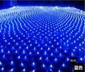 220 V Multicolor 200 LEDS 2 m * 3 m LED Corda Net Natal Cristmas Luzes da Decoração Frete Grátis