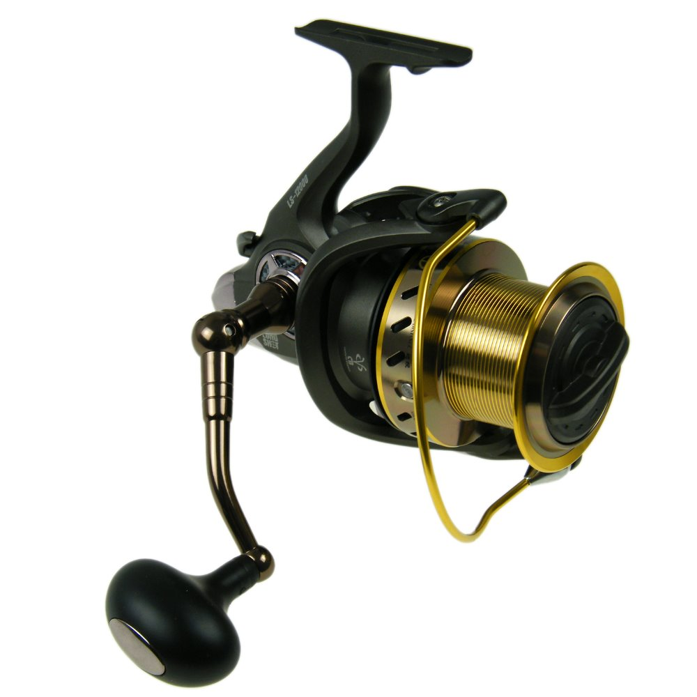 Spinning Reel YOLO LS10000 LS12000 Saltwater 13+1BB Long Shot Fishing Reel Distant Wheel Aluminum Spool Spinning Fishing Reels our distant cousins