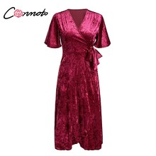 01862f294dfd8 High Quality Party Red Dress Promotion-Shop for High Quality ...