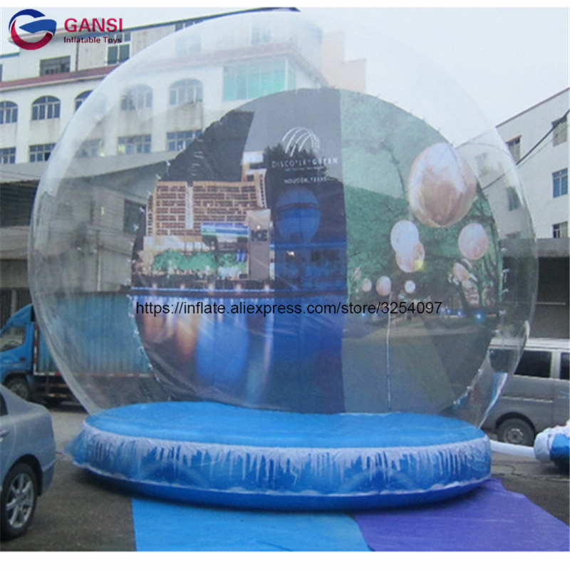 inflatable snow ball37