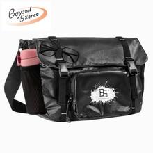 BS Crossbody Bags for Men Fashion Stylish Shoulder Bag Waterproof Nylon Mail Messenger Male Laptop Travel Handbag