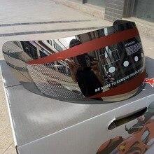 Новейшее поступление смотровой щиток мотоциклетного шлема № 313 для малушунь полный шлем объектив импортный ПК материалы высокого качества