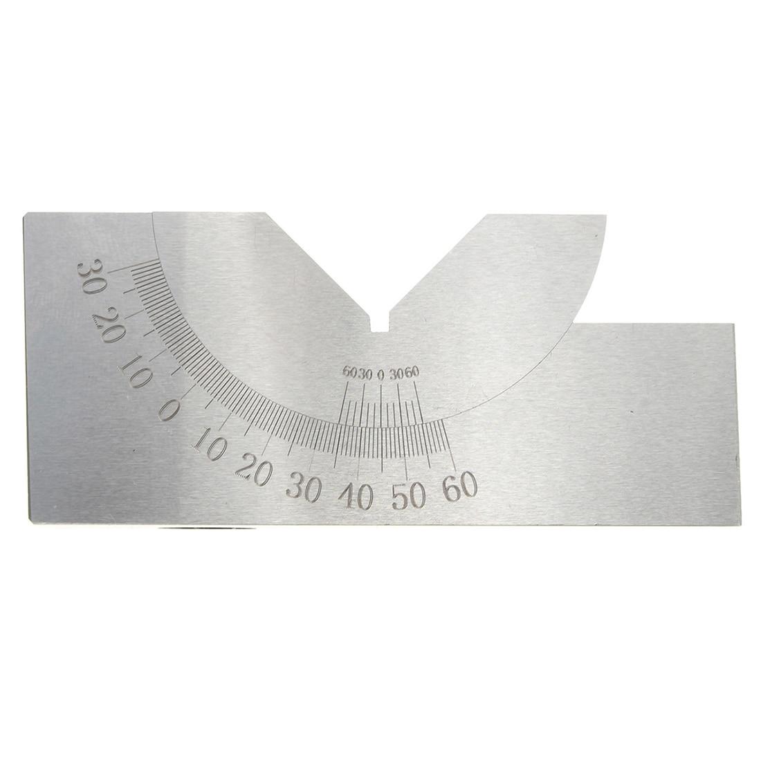 75x25x32mm precisão mini ângulo ajustável v bloco de moagem 0 graus a 60 graus