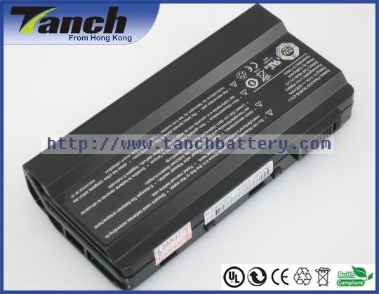 Batterie ordinateur portable pour HASEE W230R X20 X20-3S4000-S1P3 X20-3S4400-C1S5 X20-3S4400-G1L2 W18 W420R W32 11.1 V 6 cellules