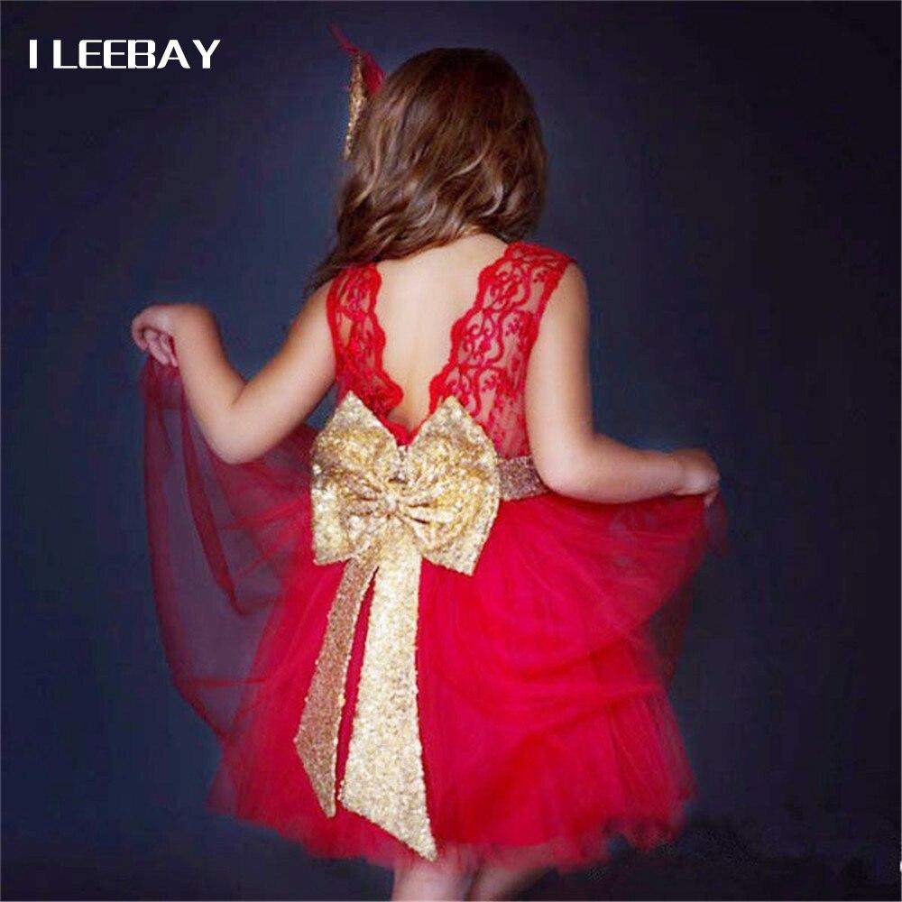 Baba lány Tutu hercegnő ruha virág lány esküvői ruha fehér - Gyermekruházat