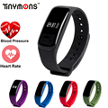 Original M8 Smart Wristband Blood Pressure Heart Rate Sleep Fitness monitor cardiaco Oxygen Calorie Bracelet For iOS Android