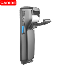 Image 5 - Caribe PL 50L Mobile Computer Android PDA Wifi 2D Bluetooth Barcode Scanner and GPS Printer UHF RFID NFC POS Printer