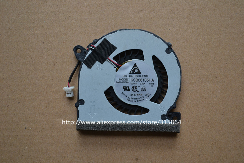 NEW LAPTOP CPU COOLING FAN FOR Samsung NP740U3E 740U3E 730U3E