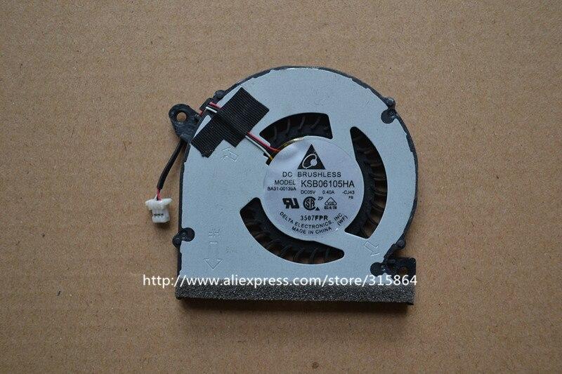 NEW LAPTOP CPU COOLING FAN FOR Samsung NP740U3E 740U3E 730U3E