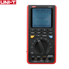 UNI-T UT81C Scope Digital Multimeters Mini Oscilloscope Input High Sensitivity Diode USB Interface PC Soft