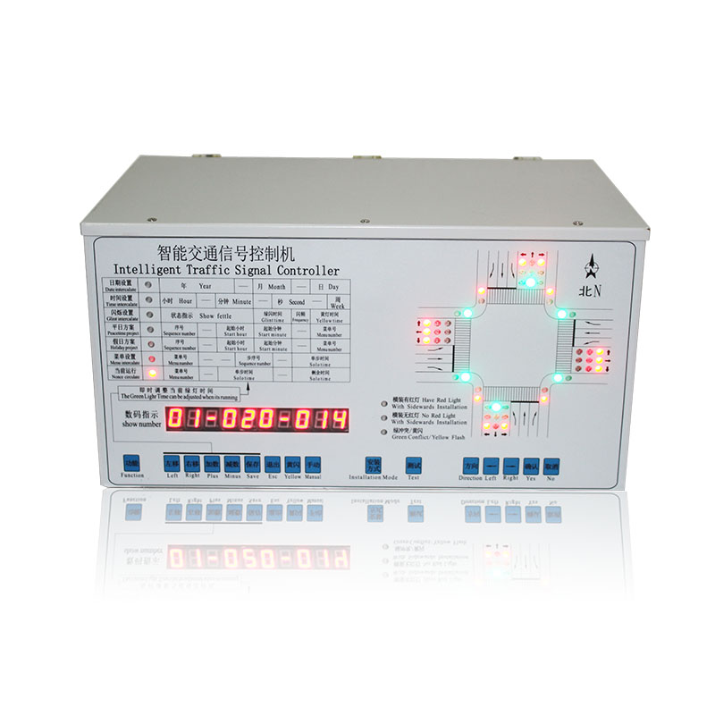 High Quality DC 12V  Intelligent LED Traffic Light Controller