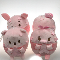 2018 new animal plush doll plush cartoon doll Xiang pig small doll doll 329