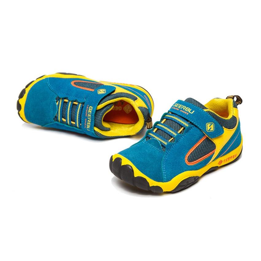 PU TIAN Kinderen Schoenen Kinderen Sneakers Ademend Waterdicht - Kinderschoenen - Foto 4